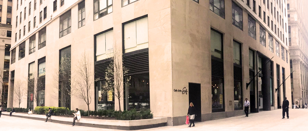 Cafe Arte Nyc Financial District